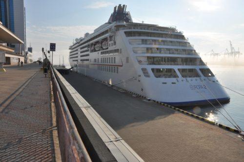 europe cruise ship
